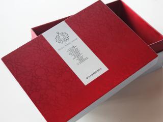 药品精品盒包装